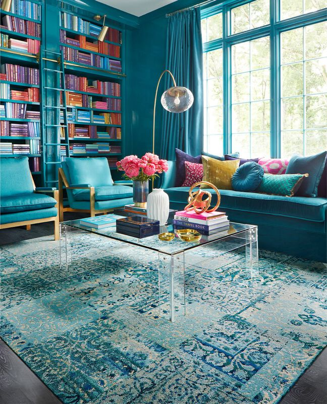 Reoriented shown in Teal