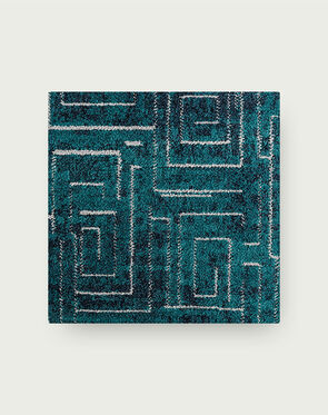 Gatsby - Turquoise / Silver
