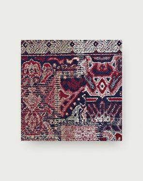 Nizhoni Patchwork - Crimson