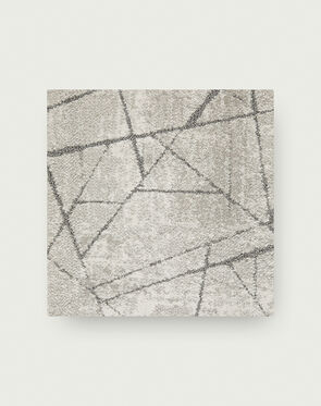 Chasing Pavement - Chalk / Silver