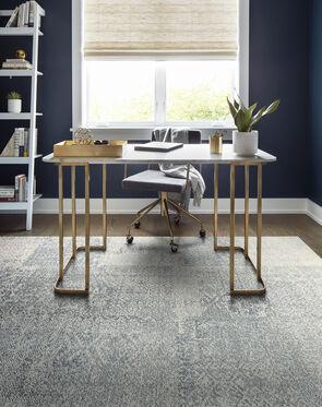 Kensington Current - Flannel Blue