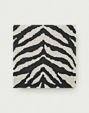 Zebra Crossing - Black