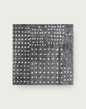 On The Dot - Granite / Silver