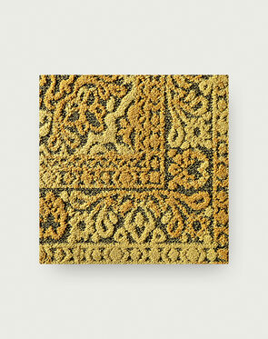 Chenille Charade - Maize