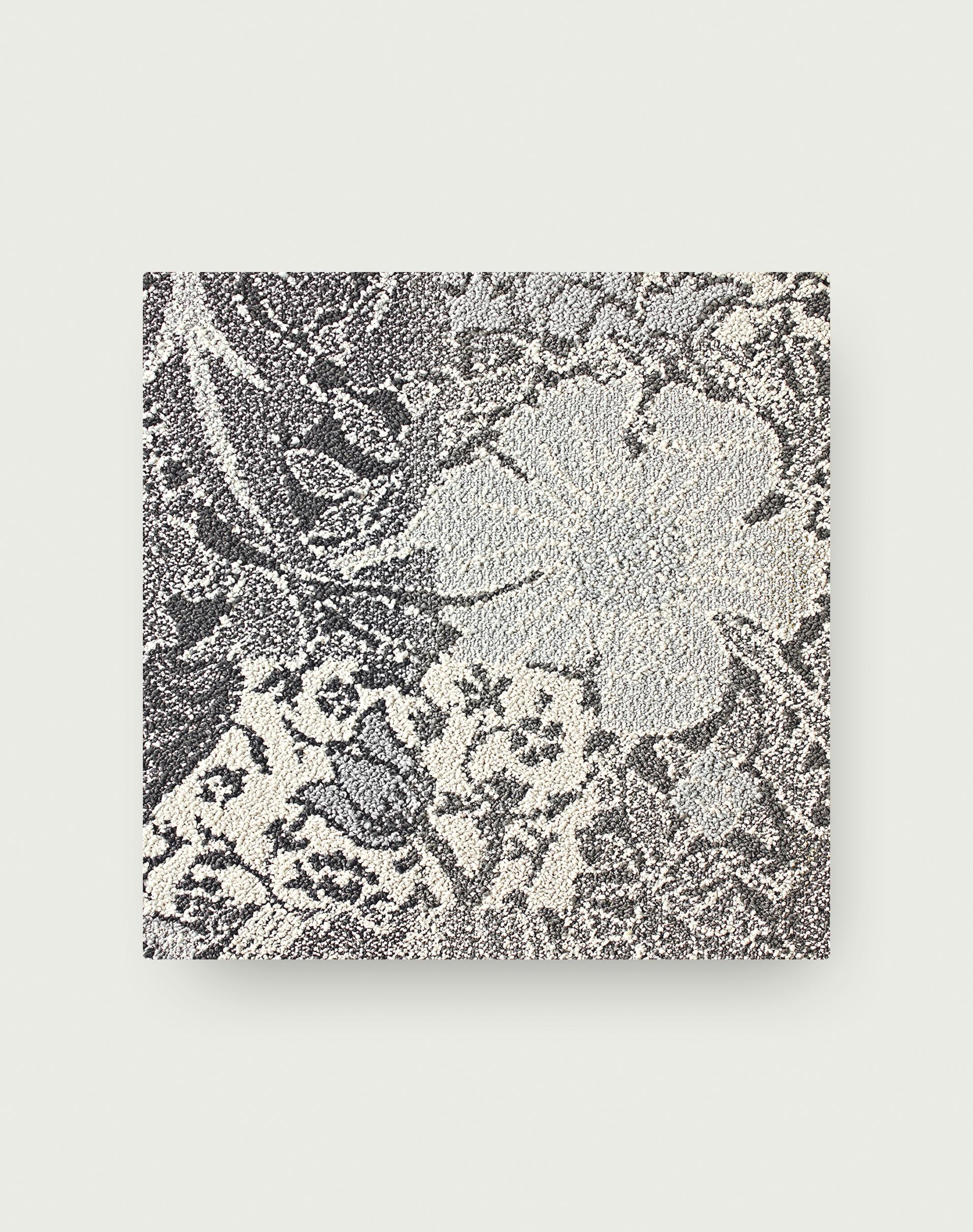 Among the Wildflowers -  Grey