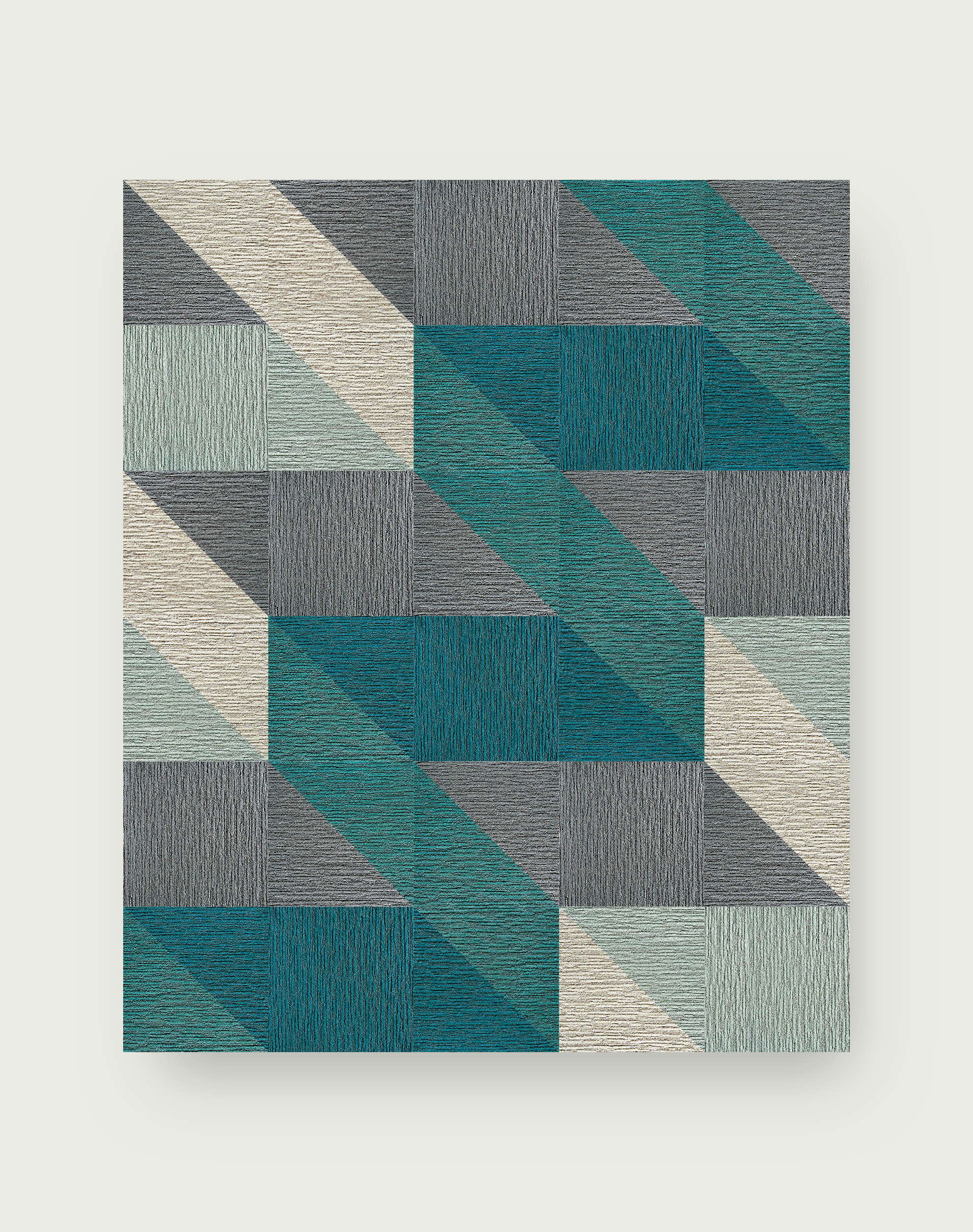 Wild Side - Teal - 8x10