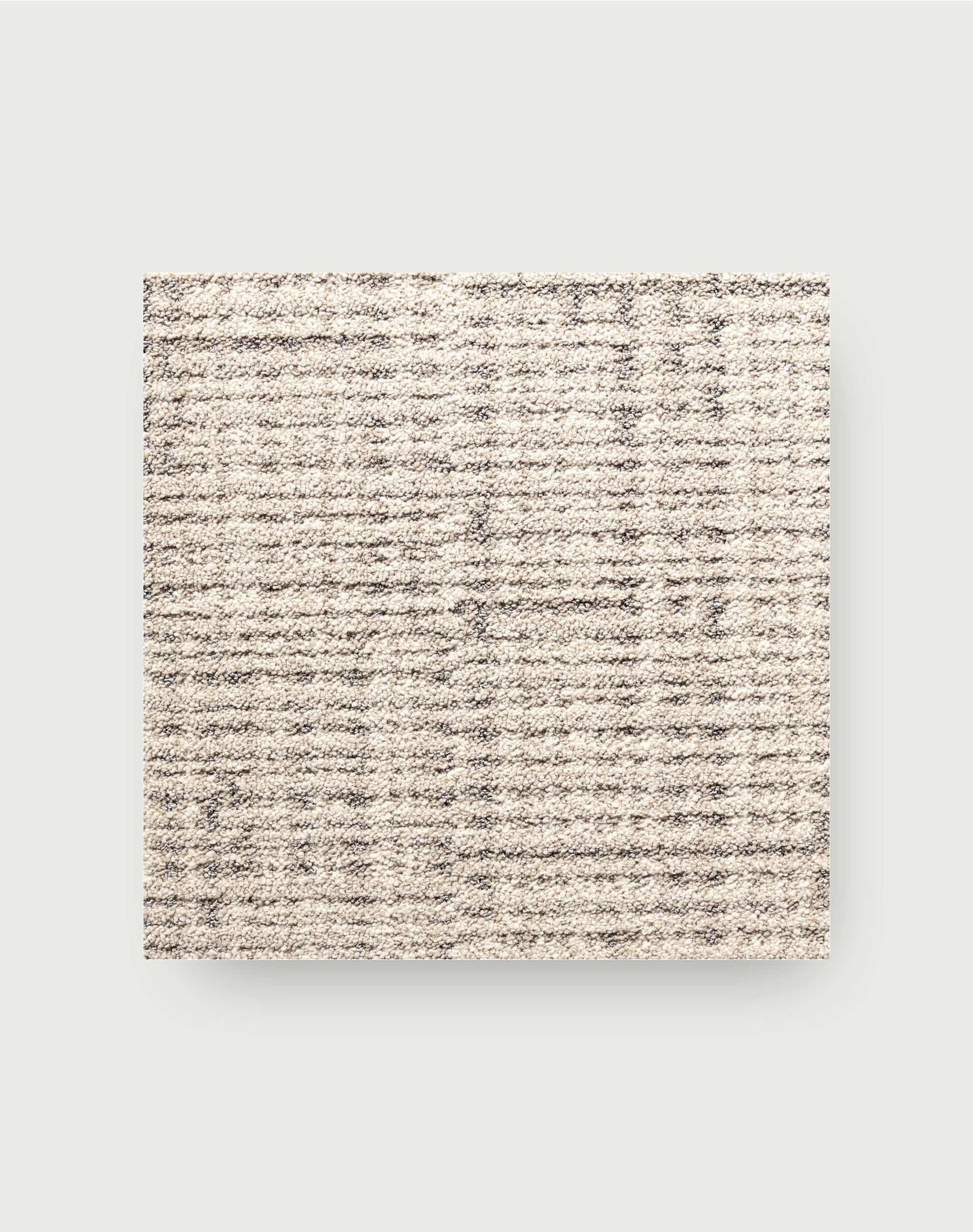 Knit Wit - Beige / Silver