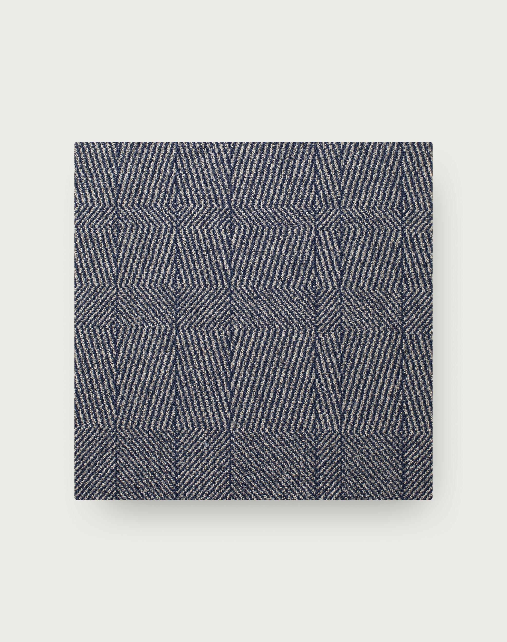 Tweed Indeed - Cobalt