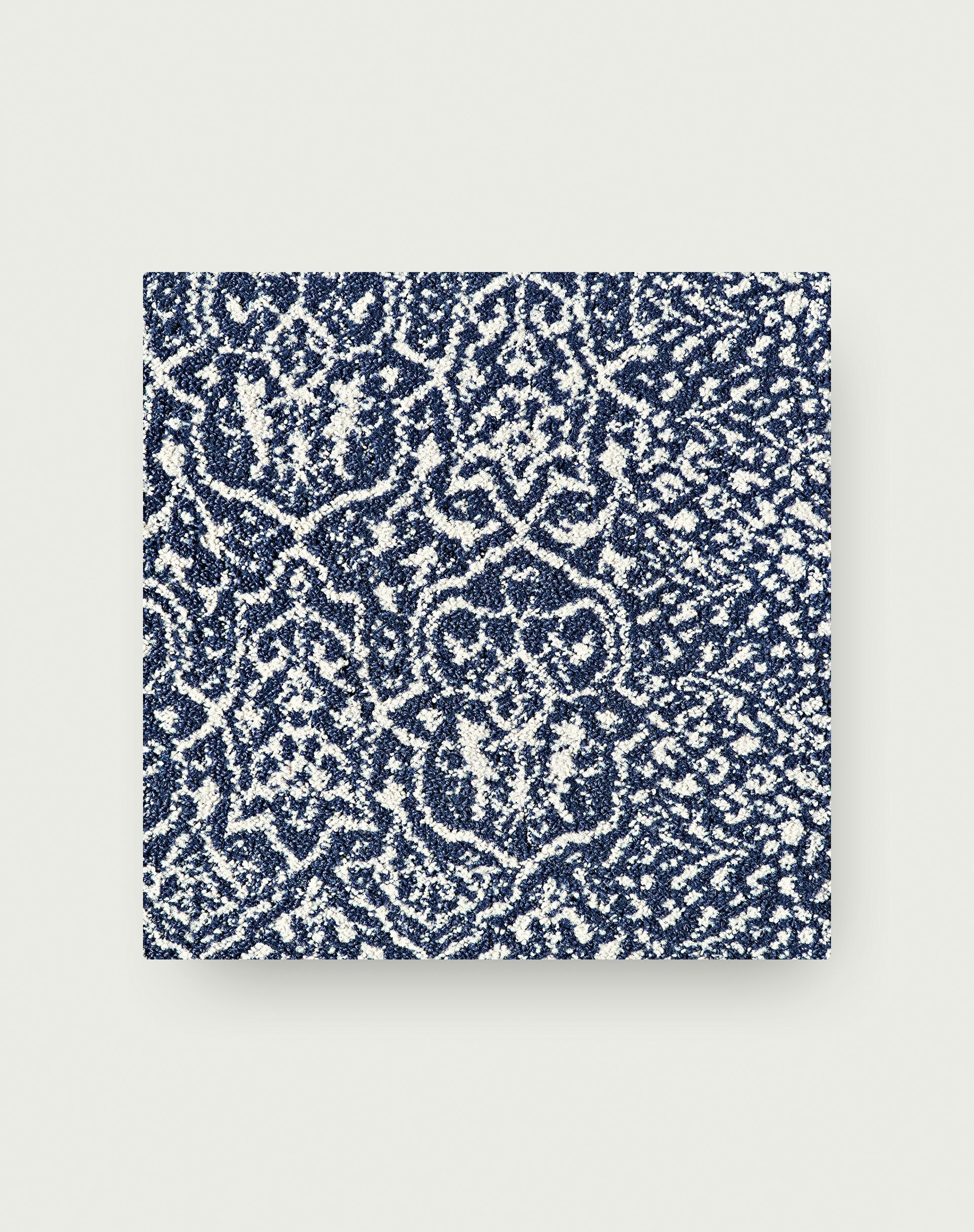 Kensington Blossom - Cobalt