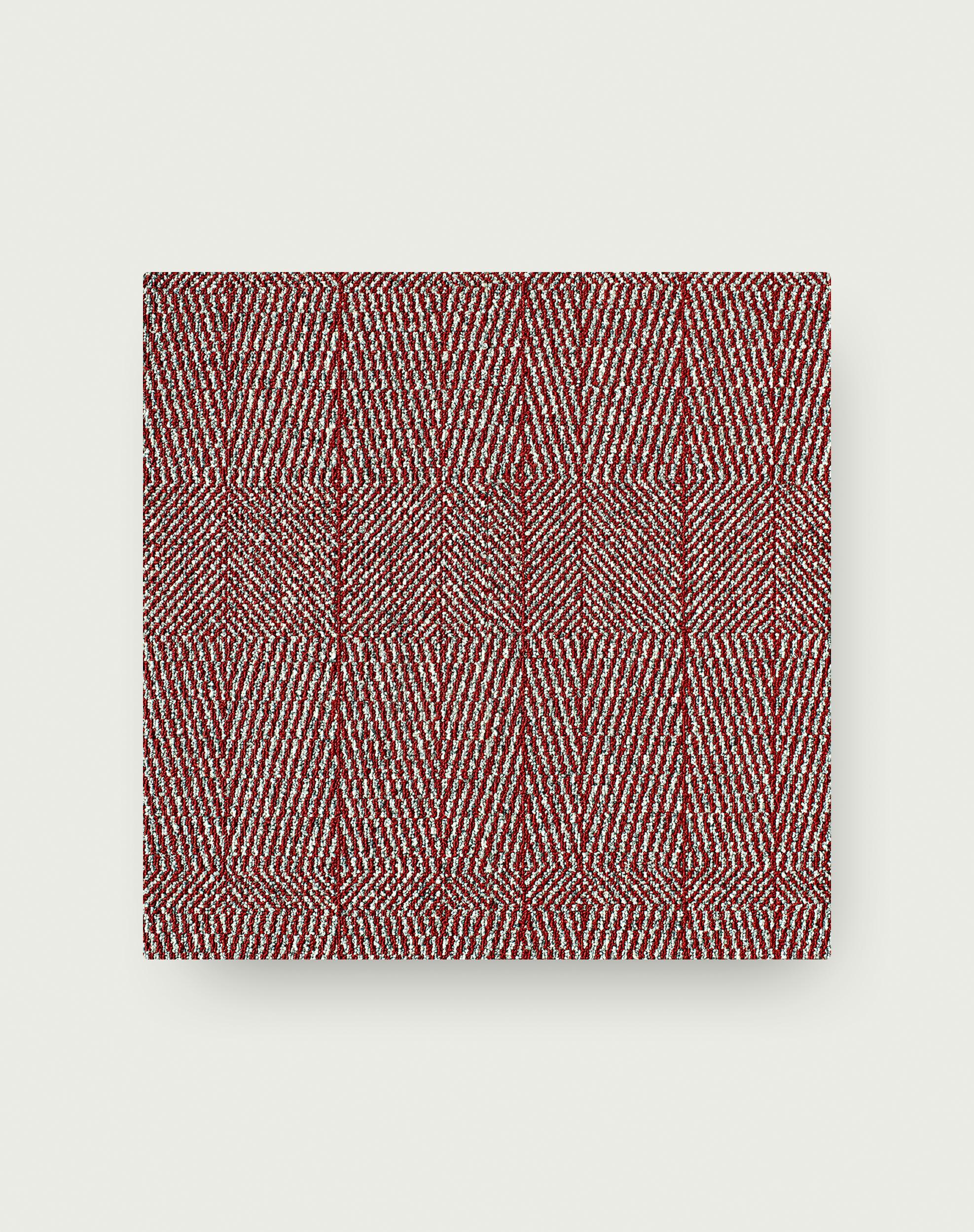 Tweed Indeed - Red