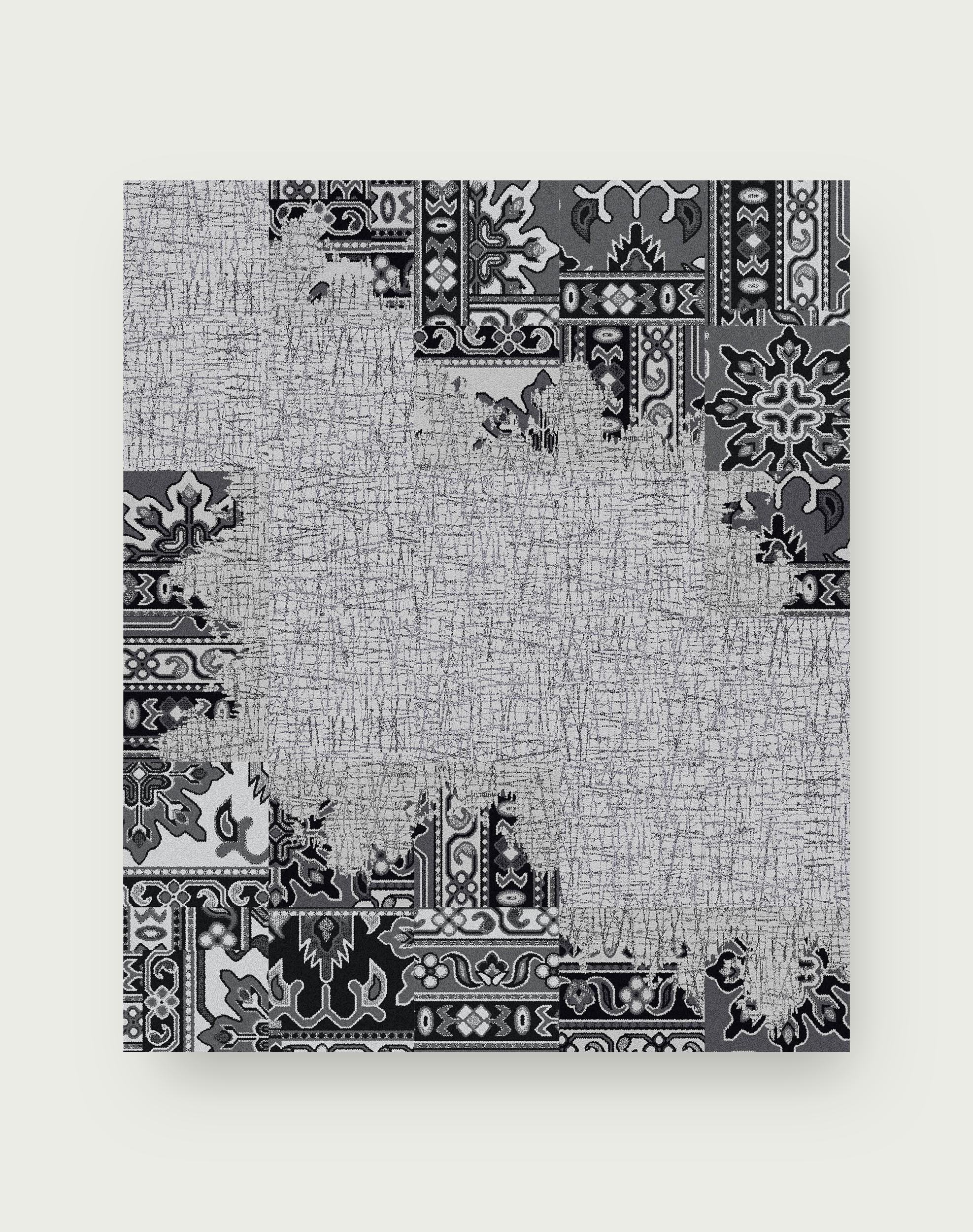 Turkish Timber - Black - 8x10