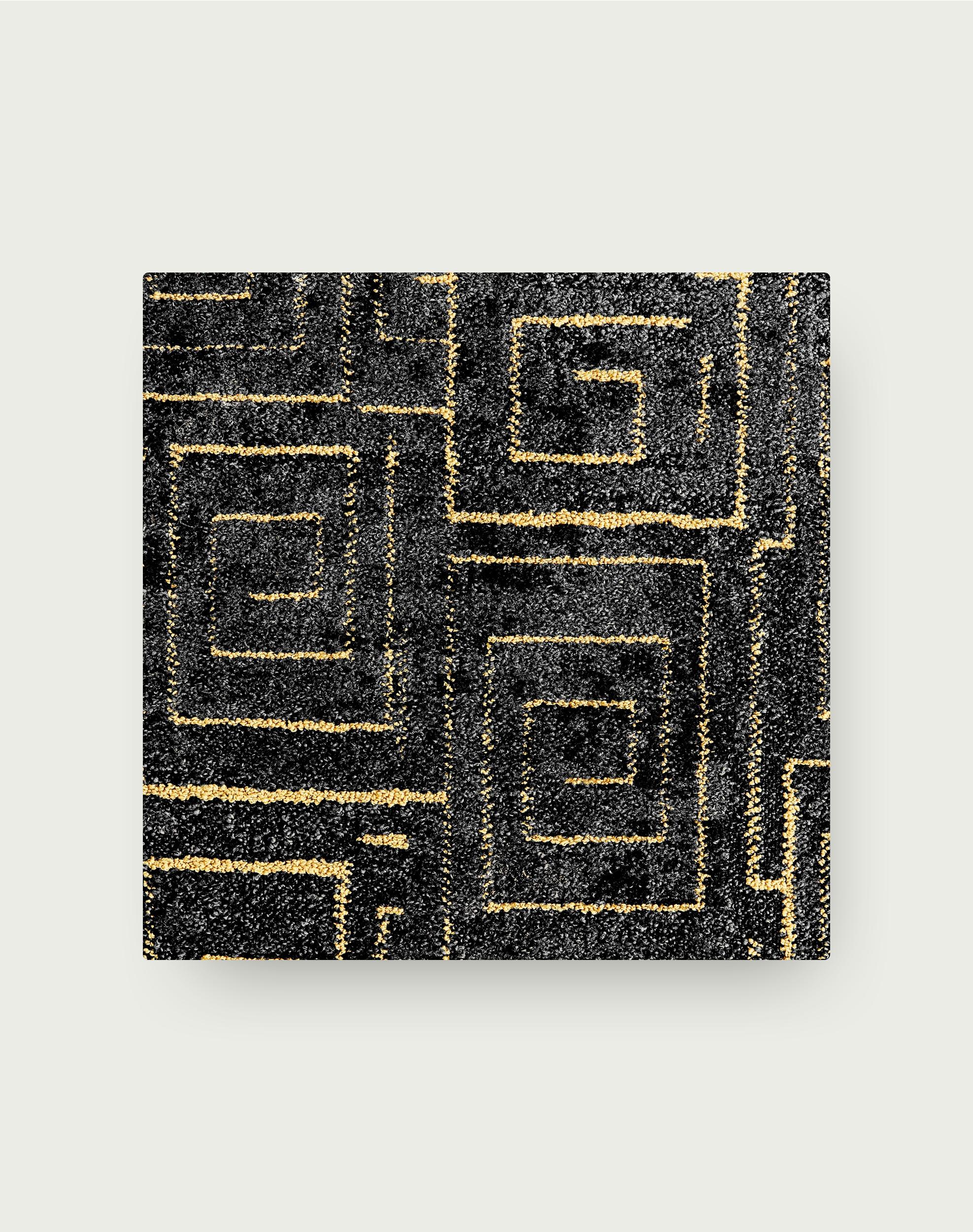 Gatsby - Flint / Gold